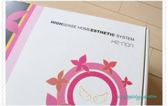 ke-non 外箱のデザイン